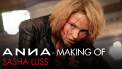 Making of : Sasha Luss