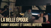 Making of Daniel Auteuil & Fanny Ardant