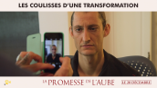 Les coulisses d'une transformation : Pierre Niney