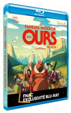 La Fameuse Invasion des Ours en Sicile - Blu-Ray