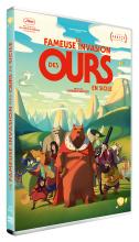 La Fameuse Invasion des Ours en Sicile - DVD