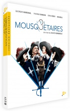 Les Trois Mousquetaires - Combo blu-ray / DVD