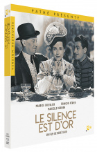 Le Silence Est D'or - Combo Blu-Ray/DVD