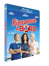 Bienvenue à Bord Combo BluRay / DVD