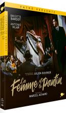 La Femme et le pantin - COMBO BLU-RAY/DVD