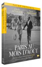 Paris au mois d'Août - COMBO BLU-RAY DVD