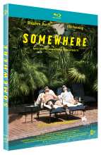 Somewhere - Combo BluRay + 1 DVD