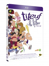 Titeuf Le Film - Combo BluRay + 1 DVD