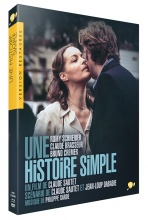 Une Histoire Simple - Combo Blu-Ray DVD