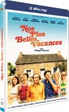 Nos Plus Belles Vacances - Blu-Ray
